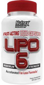 Купить NUTREX Lipo 6 120caps в Москве, цена на спортивный энергетик NUTREX Lipo 6 120caps в интернет-магазине Iw-Shop