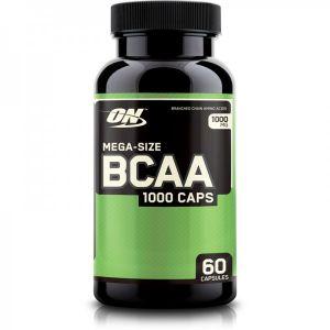 Купить OPTIMUM NUTRITION BCAA 1000 60caps в Москве, по доступной цене в интернет-магазине Iw-Shop