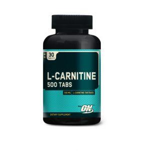 Купить OPTIMUM NUTRITION L-Carnitine 500 30tabs в Москве, цена на средство для здоровья OPTIMUM NUTRITION L-Carnitine 500 30tabs в интернет-магазине Iw-Shop