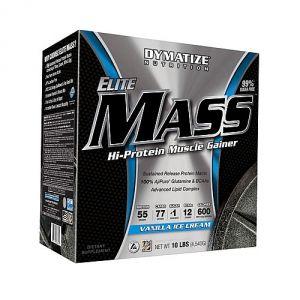 Купить DYMATIZE Elite Mass 4540g в Москве, по доступной цене в интернет-магазине Iw-Shop
