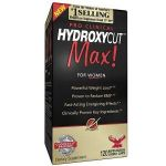MUSCLETECH Hydroxycut MAX! (женский) 60caps