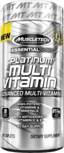 Купить MUSCLETECH Platinum Multivitamin 90caplets в Москве, цена на спортивный витамин MUSCLETECH Platinum Multivitamin 90caplets в интернет-магазине Iw-Shop