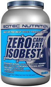Купить SCITEC NUTRITION Zero Carb Isobest 900g в Москве, по доступной цене в интернет-магазине Iw-Shop