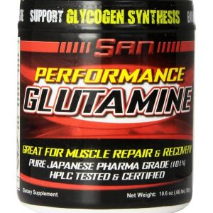 Купить S.A.N. Performance Glutamine 300g в Москве, цена на спортивный энергетик S.A.N. Performance Glutamine 300g в интернет-магазине Iw-Shop