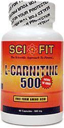 Купить SCIFIT L-carnitine 500 60caps в Москве, цена на средство для здоровья SCIFIT L-carnitine 500 60caps в интернет-магазине Iw-Shop