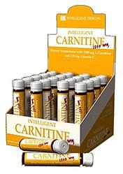 Купить SCITEC NUTRITION Intelligent Design Carnitine 20amp в Москве, цена на средство для здоровья SCITEC NUTRITION Intelligent Design Carnitine 20amp в интернет-магазине Iw-Shop