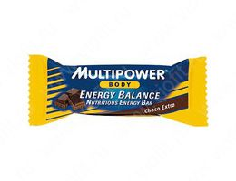 Купить MULTIPOWER Energy Balance bar в Москве, цена на спортивный батончик MULTIPOWER Energy Balance bar в интернет-магазине Iw-Shop