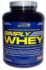 Купить MHP Simply Whey 2270g в Москве, по доступной цене в интернет-магазине Iw-Shop