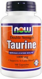 Купить NOW Taurine 1000mg 100caps в Москве, цена на средство для здоровья NOW Taurine 1000mg 100caps в интернет-магазине Iw-Shop