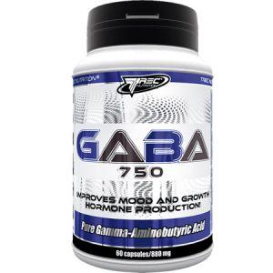 Купить TREC NUTRITION GABA 60caps в Москве, цена на послетренировочный комплекс TREC NUTRITION GABA 60caps в интернет-магазине Iw-Shop
