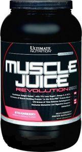 Купить ULTIMATE NUTRITION Muscle Juice Revolution 2120g в Москве, по доступной цене в интернет-магазине Iw-Shop