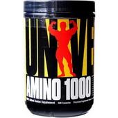 Купить UNIVERSAL Amino 1000 500caps в Москве, по доступной цене в интернет-магазине Iw-Shop