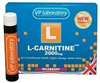 Купить VP LABORATORY L-Carnitine 2000mg 7amp в Москве, цена на средство для здоровья VP LABORATORY L-Carnitine 2000mg 7amp в интернет-магазине Iw-Shop