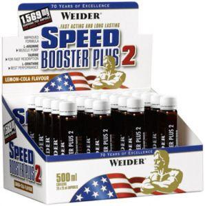 Спортивный энергетик WEIDER Speed Booster Plus II 20amp - купить в интернет-магазине спортивного питания по выгодной цене