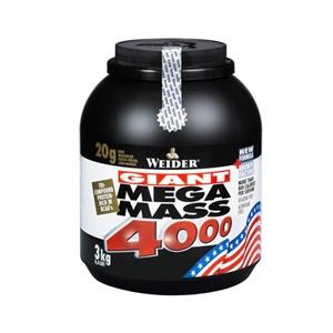 Купить WEIDER Mega Mass 4000 3000g в Москве, по доступной цене в интернет-магазине Iw-Shop
