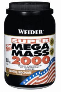Купить WEIDER Mega Mass 2000 1500g в Москве, по доступной цене в интернет-магазине Iw-Shop