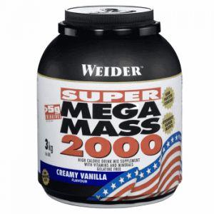 Купить WEIDER Mega Mass 2000 3000g в Москве, по доступной цене в интернет-магазине Iw-Shop