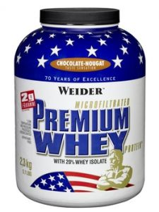 Купить WEIDER Premium Whey Protein 2300g в Москве, по доступной цене в интернет-магазине Iw-Shop