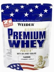 Купить WEIDER Premium Whey Protein 500g в Москве, по доступной цене в интернет-магазине Iw-Shop