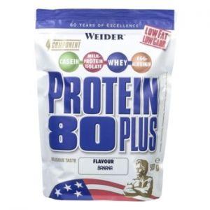 Купить WEIDER Protein 80+ 2000g в Москве, по доступной цене в интернет-магазине Iw-Shop