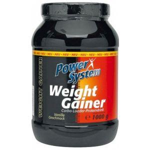 Купить POWER SYSTEM Weight Gainer 1000g в Москве, по доступной цене в интернет-магазине Iw-Shop