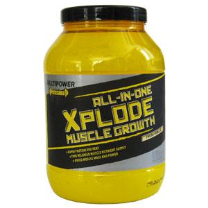 Купить MULTIPOWER Xplode 2250g в Москве, по доступной цене в интернет-магазине Iw-Shop